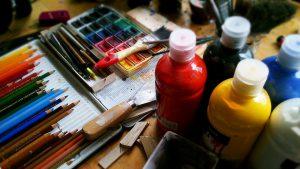 allerlei zur malerei
